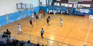 Fortitudo Messina - Palermo Basket