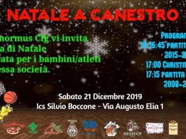Natale a canestro Panormus