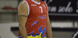 Simone Albana - Nuova Pallacanestro Messina Cocuzza - photo De Paoli
