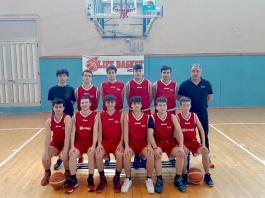 Life Basket Messina Under 16
