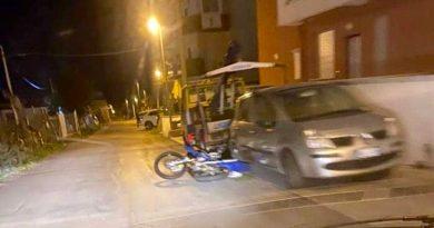 Incidente a San Cataldo, morto un ragazzo di 16 anni