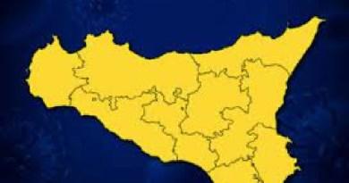 E' ufficiale la Sicilia da lunedì torna in zona gialla