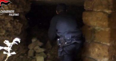 Mafia e non solo, nove arresti e una sospensione dal servizio nel Palermitano