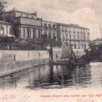 catania - archi della marina palazzo biscari