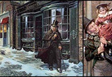 """""""Canto di Natale"""", noi come Scrooge"""