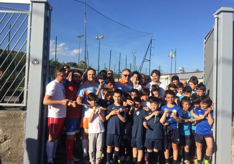 Tennis e calcio a 5, campi a disposizione degli sportivi di Belpasso