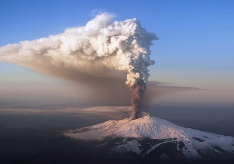 """L'Ingv: """"Gas cancerogeno da faglie dell'Etna, tra i più pericolosi per l'uomo"""""""