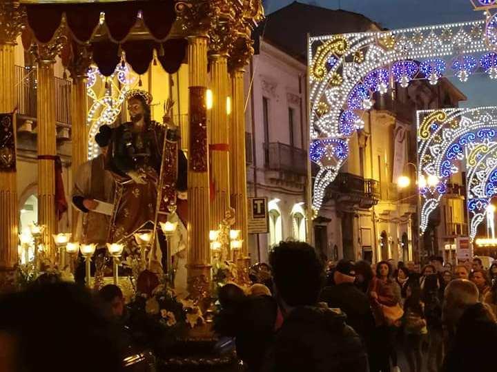 Giarre celebra Santu Sidoru