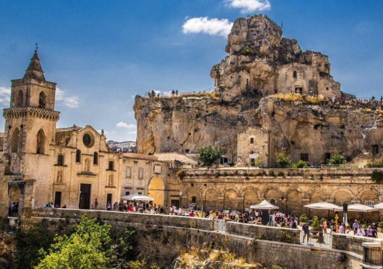 Turismo: Matera e Plovdiv, visitate le capitali europee della cultura 2019