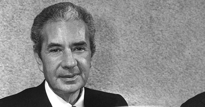 """""""Aldo Moro ci ha lasciato l'idea di rischiare di perdere consensi per non andare contro le generazioni del futuro"""""""