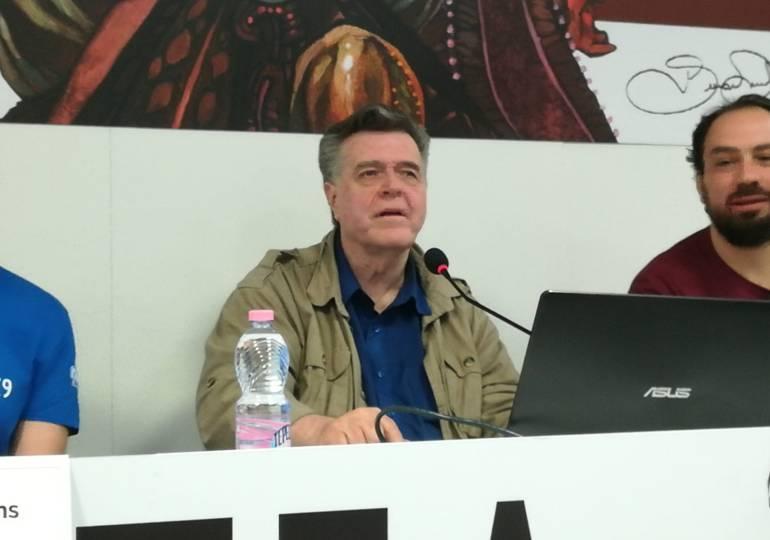 Etna Comics: Neal Adams, La leggenda e il Cavaliere Oscuro