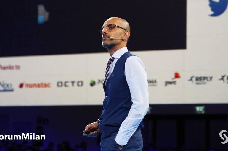 Ottavio Crivaro, lo startupper seriale. Quando la matematica è occasione di nuovi business