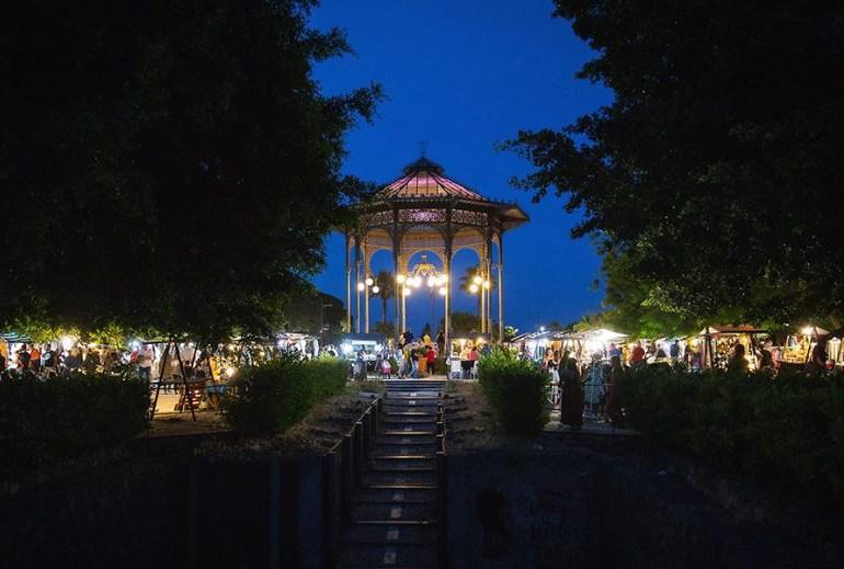 Il Pop Up Market Sicily ritorna all'interno della Villa Bellini: 5 -6 -7 luglio
