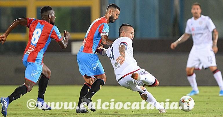 Avellino - Catania: esordio in trasferta e tentazione di fare l'impresa