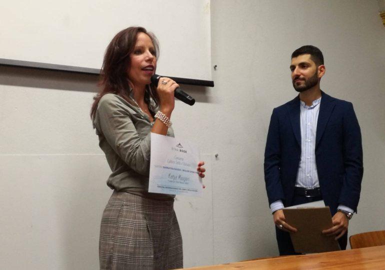 """Etnabook: """"Liberaci dai nostri mali"""" di Katya Maugeri vince il premio Miglior opera prima"""
