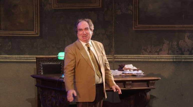 Teatro, una stagione a quattro stelle nel ricordo di Gilberto Idonea