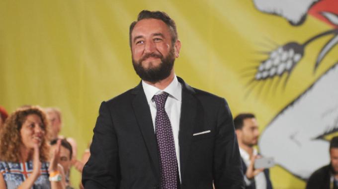 Giancarlo Cancelleri viceministro alle Infrastrutture e Trasporti