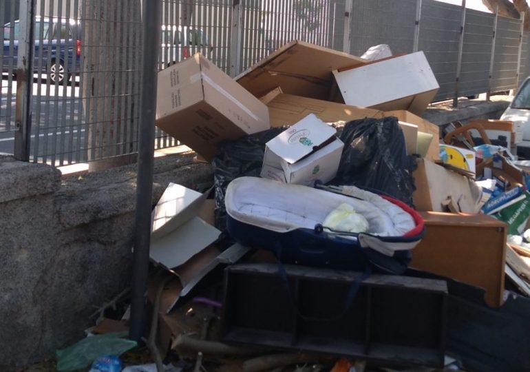 Proliferano le discariche abusive a Catania