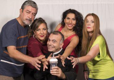 """Teatro, Eduardo Saitta si fa prete in """"Sposato senza figli"""""""