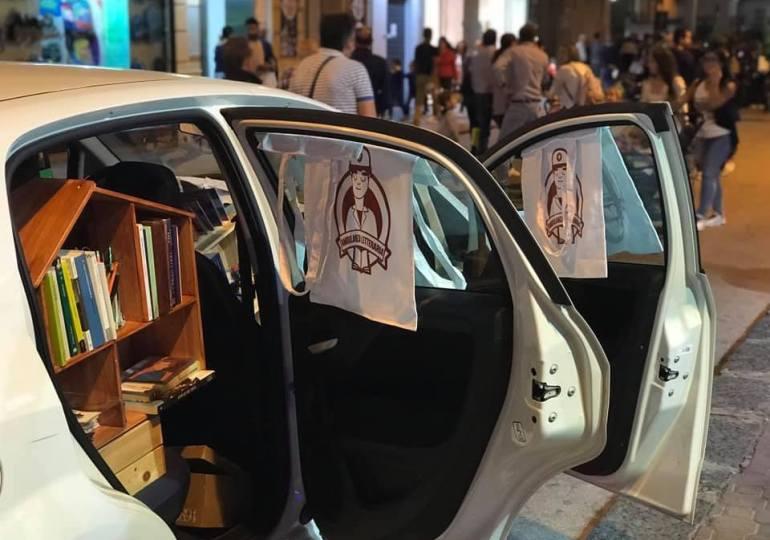 Ambulanza letteraria, la libroterapia inizia dai libri censurati