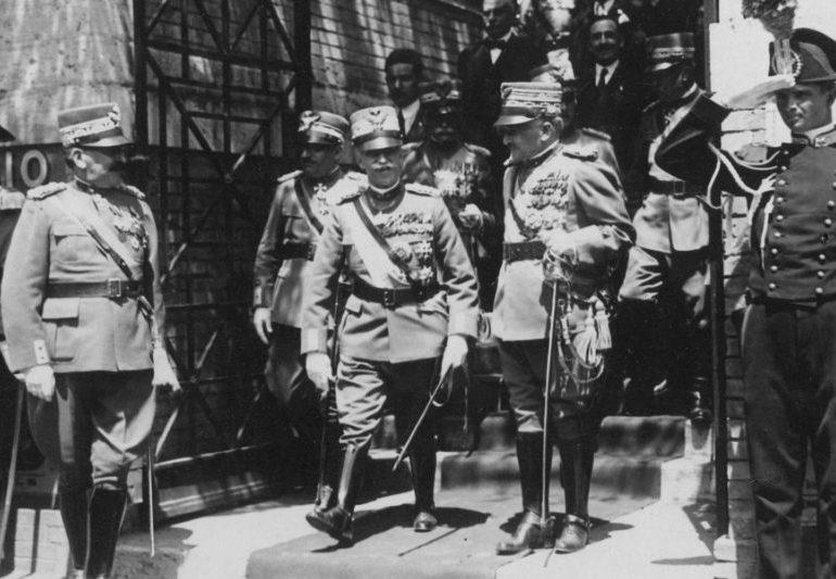 Vittorio Emanuele III, re del Novecento