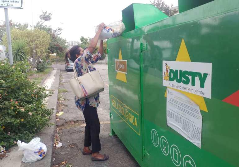 Rifiuti, l'isola ecologica mobile Dusty: ecco date e luoghi