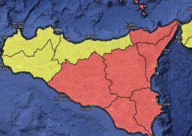Meteo: a Catania è ancora allarme rosso. Scuole chiuse