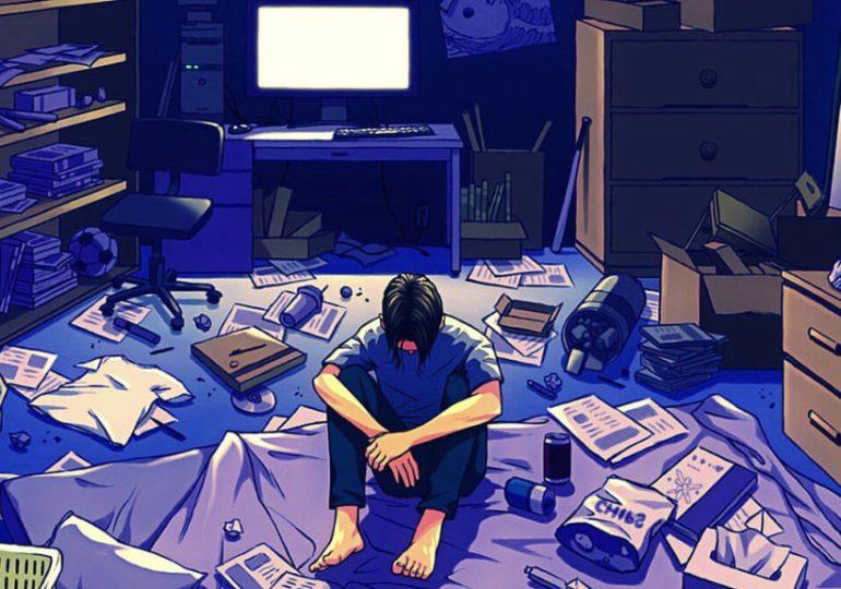 """Gli """"hikikomori"""": quando il virtuale diventa la causa o il maldestro tentativo di cura"""