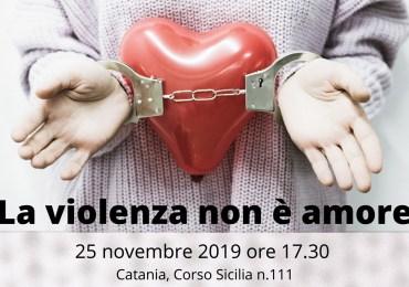 """Incontro Acli Catania """"Laviolenza non è amore"""", Aiello: """"Chi ama non commette atti di violenza"""""""