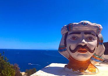 Un triangolo di colori, sapori e odori: la Sicilia e la sua sicilianità