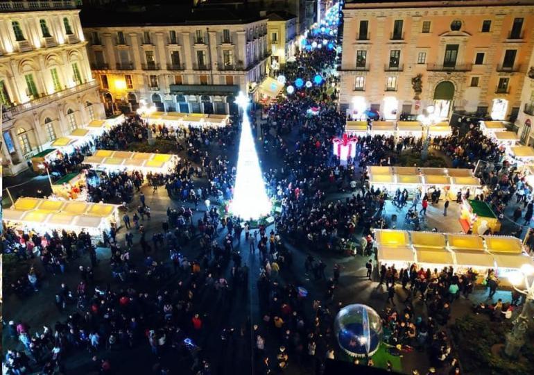 Catania, due concerti in piazza a capodanno
