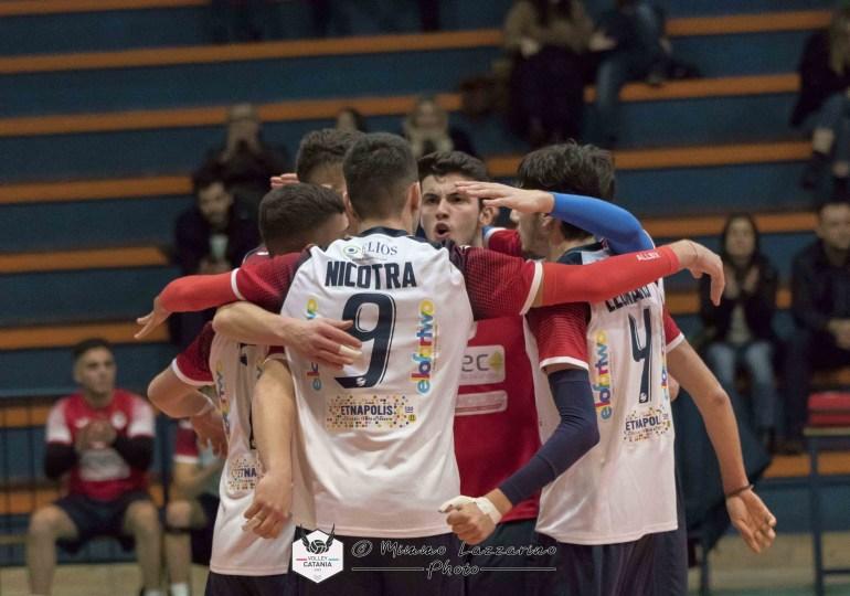 L'anno inizia con un giro di boa per Etnapolis Catania: si smuove la classifica