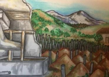 L'oro rosso dell'Etna. La storia della vitivinicoltura orientale etnea in un libro di Antonio Patanè