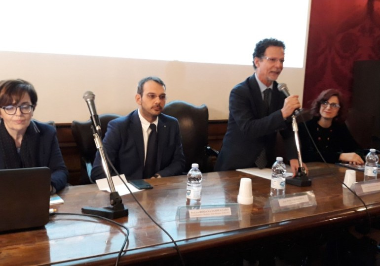 I giornalisti e la sfera pubblica europea, la testimonianza di Paolo Borrometi