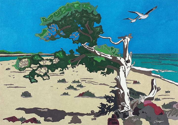 Gluing Art, il viaggio fra colore e materia di Marco Arrigoni