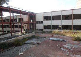 """Palanesima ed ex scuola """"Brancati"""", siti degradati  a Catania"""