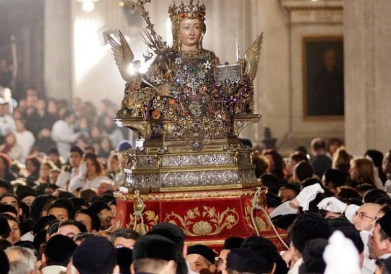 Catania riabbraccia la sua Sant'Agata