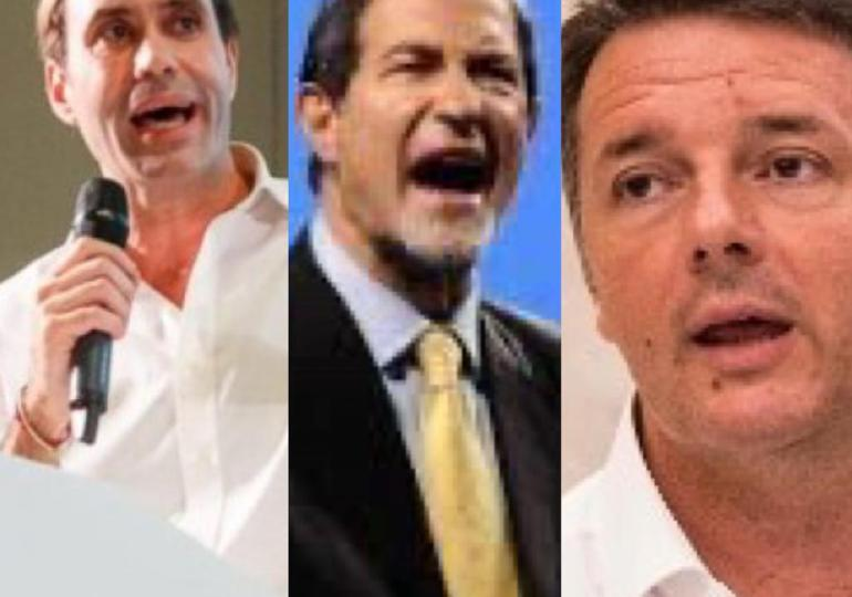 """Attacco di Musumeci a Sammartino all'ARS, Italia Viva: """"Squadrismo fascista"""". Renzi: """" Grave intimidazione"""""""