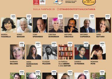 Etnabook e Il Maggio dei libri – Web Edition: oltre 18 incontri tra Premi Strega, chef stellati e imponenti nomi dell'editoria