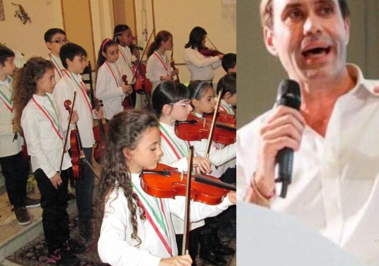 """Adrano: vicenda sfratto orchestra """"Falcone e Borsellino"""".Sammartino: """"Il sindaco trovi la soluzione"""""""