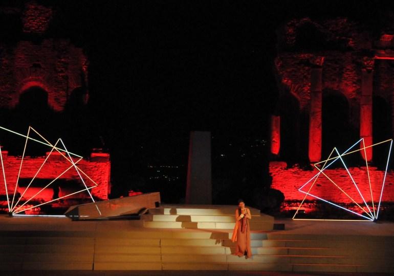 Mythos Opera Festival, al Teatro antico di Taormina in scena Aida
