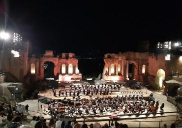 Taormina, il fascino dei Carmina Burana al Teatro Antico