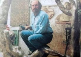 Caltagirone a lutto per la scomparsa dell'artista Edoardo Bellomo
