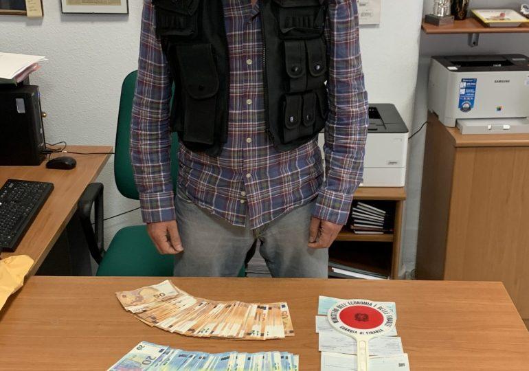 Usuraio arrestato dalla Guardia di finanza: prestiti a un ristoratore con tasso del 120%