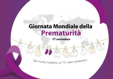 Giornata mondiale della prematurità: una luce viola illuminerà la facciata del Municipio di San Gregorio