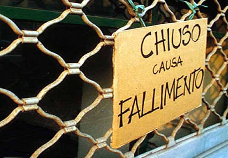 Un anno congelato per via del Covid. In Sicilia, meno fallimenti, concordati e liquidazioni volontarie delle imprese