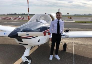 Lorenzo vuole volare alto