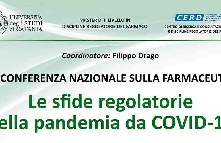 Le sfide regolatorie della pandemia da Covid-19
