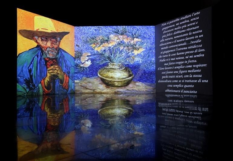 Van Gogh a Palermo