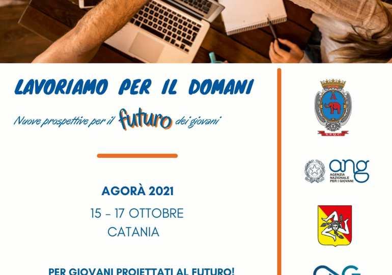 """A Catania l'agorà dei giovani delle Acli: """"Lavoriamo per il domani. Nuove prospettive per il futuro"""""""
